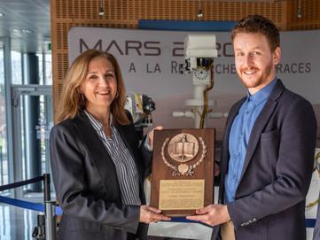 IEEE NPSS Radiation Effect Early Achievement 2020 Award