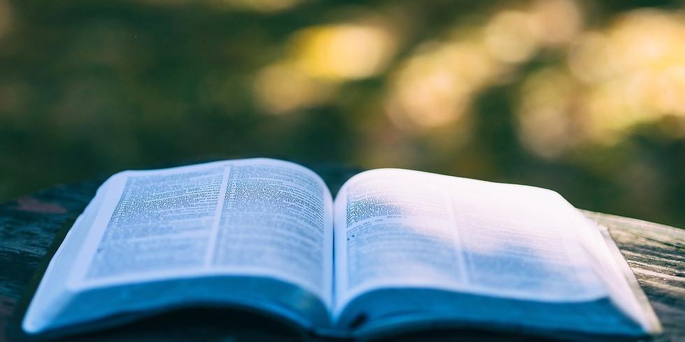 Half Court Bible Study