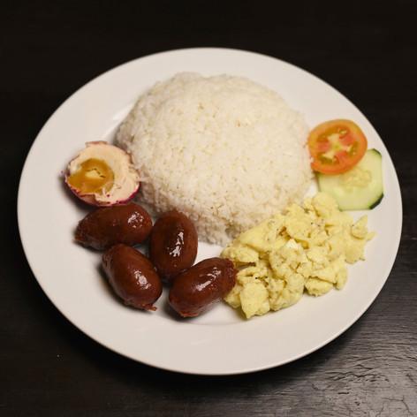 Garlic Longanisa