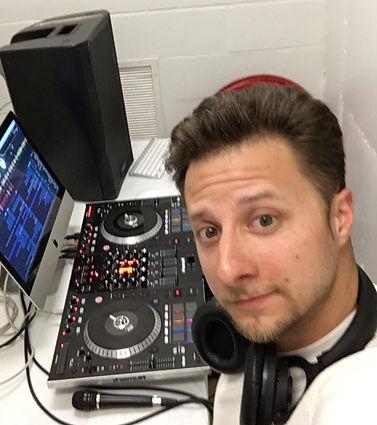 DJ A DJs for Canalside Pride Skating Event