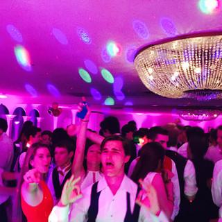 High School Dance Floor