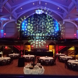 Corporate Party Lighting