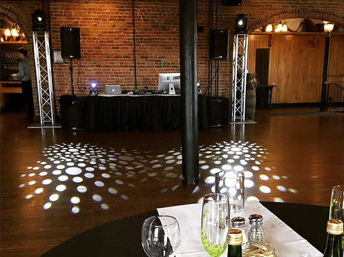 DJ & Dance-Floor Lighting