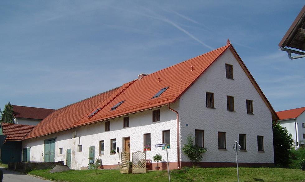 Denkmalgerechte Dachsanierung, Grafendorf