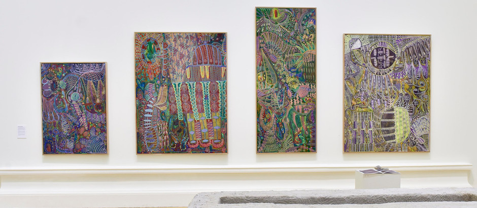 The Royal Scottish Academy; 'New Contemporaries 2020'