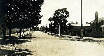 lurline street katoomba c1925looking north