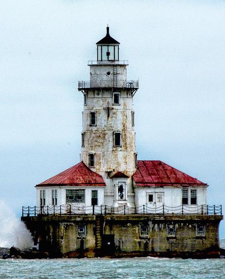 Chicago Harbor Lighthouse (Photo: Mariano Mantel)