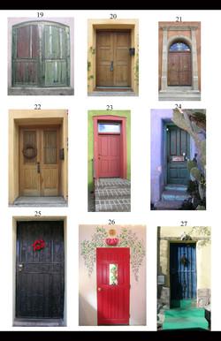 Doors 19-27
