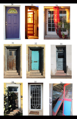 Doors 28-36