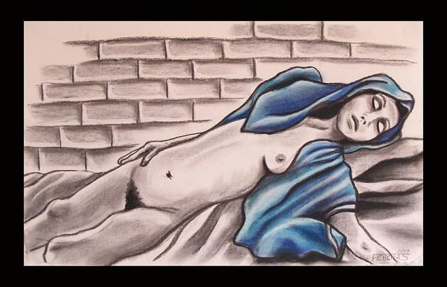 Sleeping Madonna