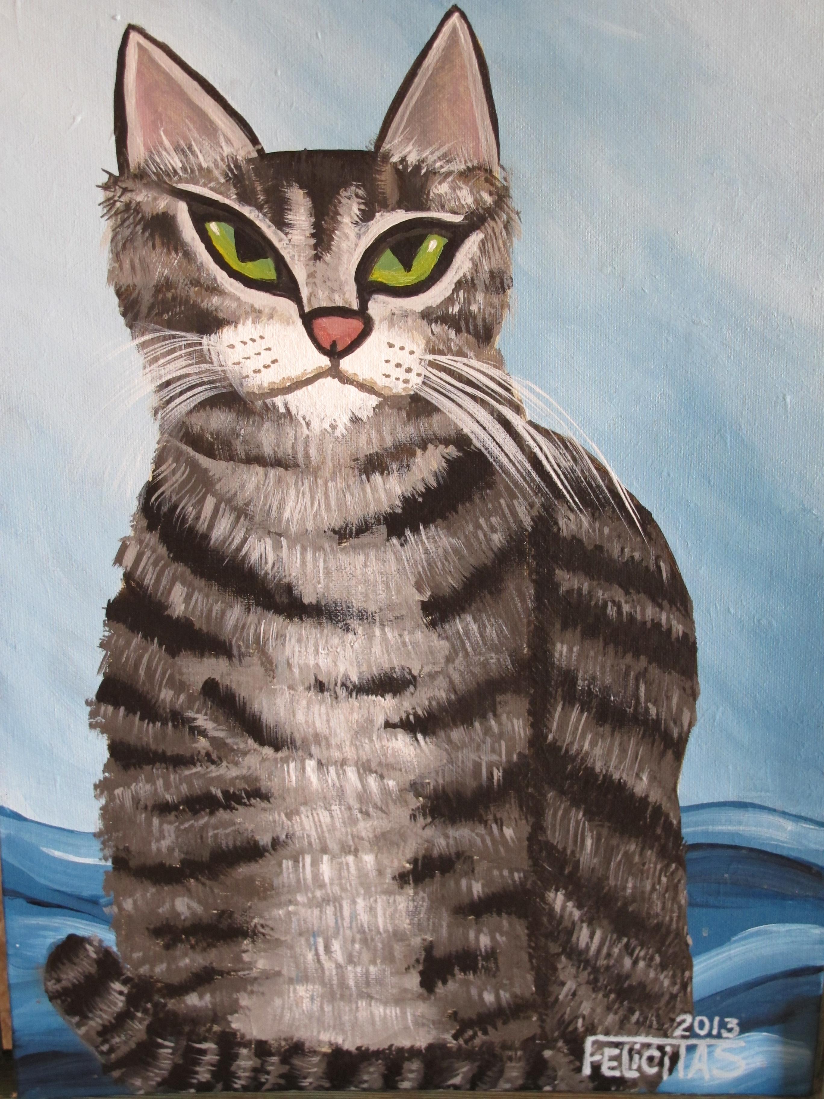 Someone's Cat 1