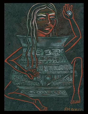 Wombyn Vessel - #2 in the series