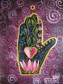 Hand of Fatima - 1