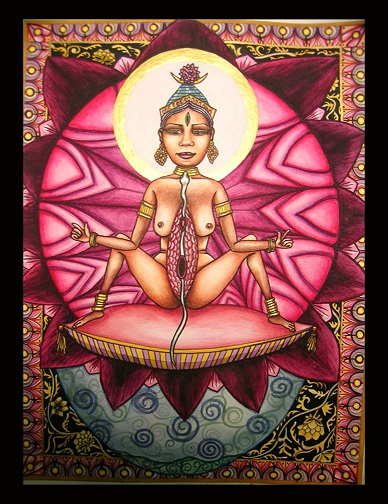 Goddess Kunti