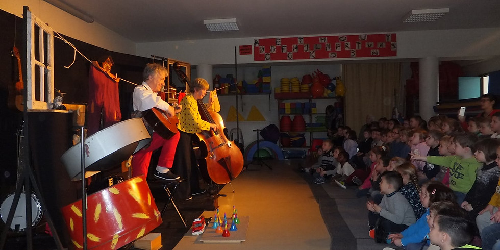 Maternelle Spectacle musical