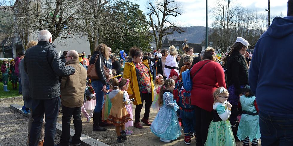 Défilé du carnaval
