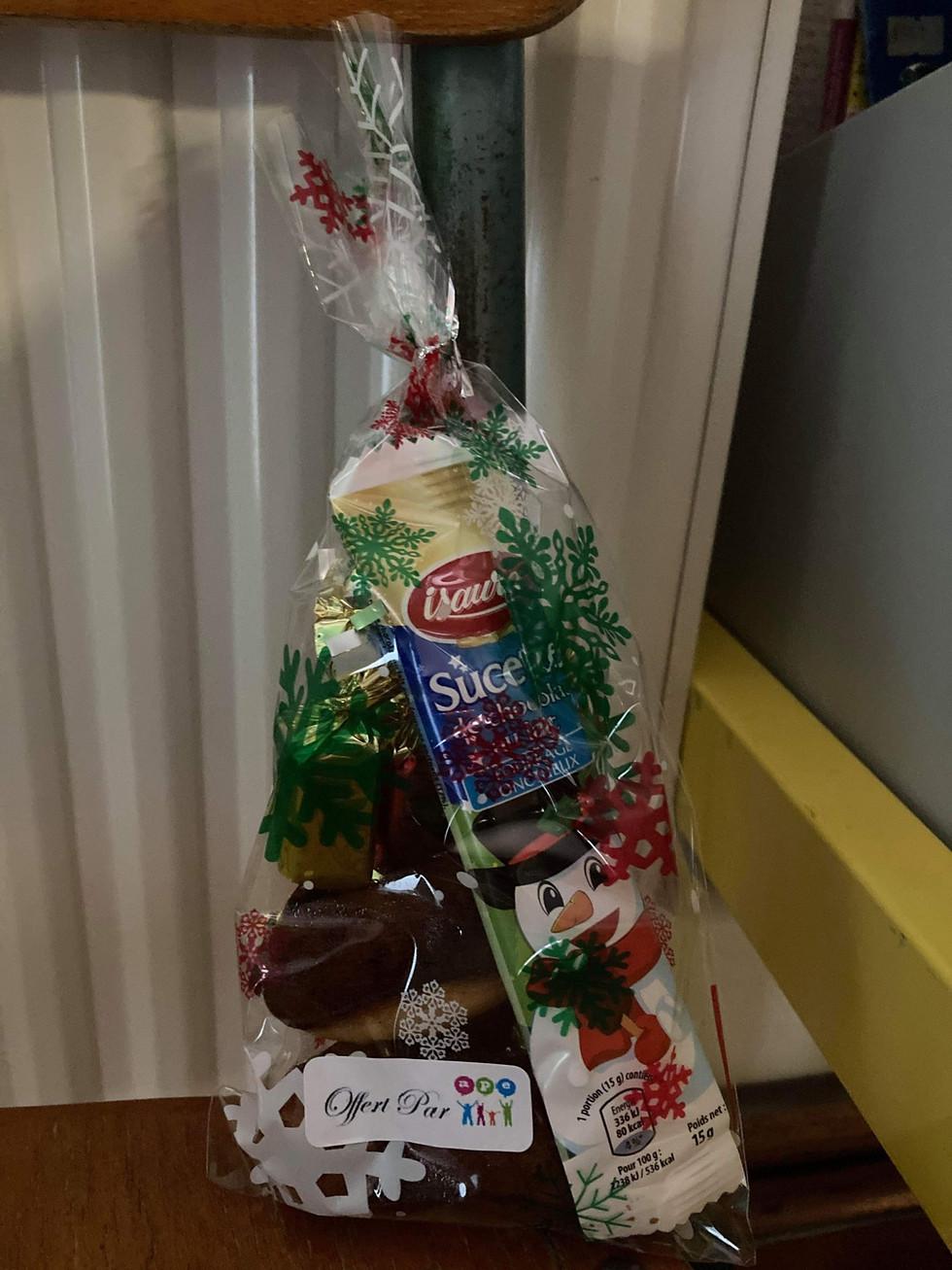 Noël à l'Ecole