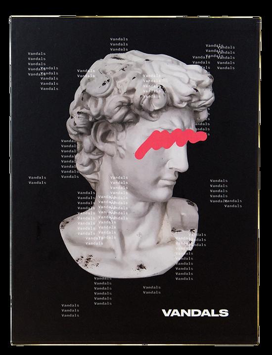 publicación física de vandals
