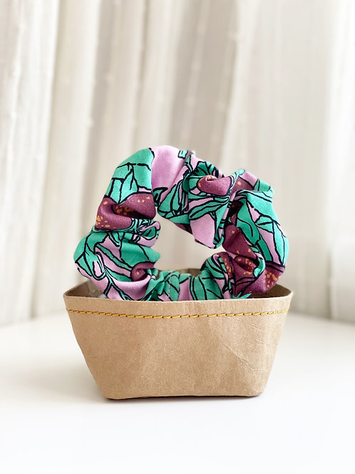 Fruit Patterned Scrunchie