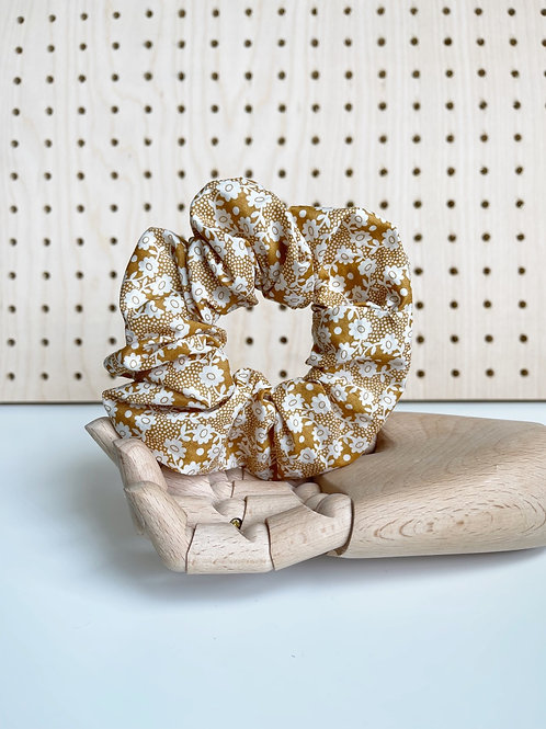 Floral Liberty London Fabric Scrunchie