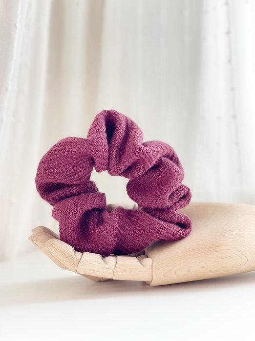 Oversized Knit Scrunchie