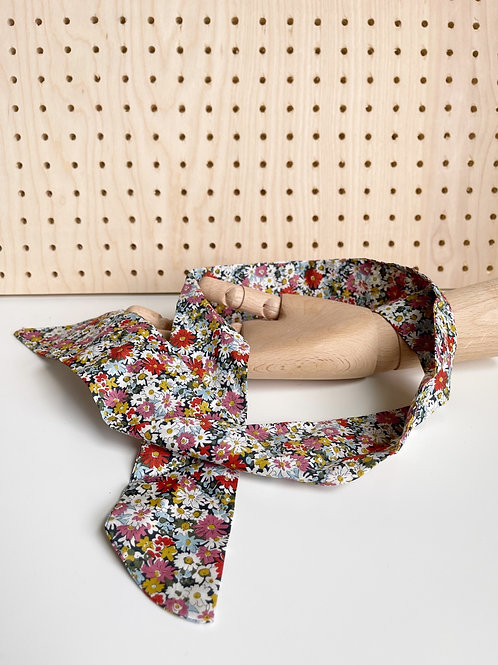 Floral Liberty London Fabric Headscarf