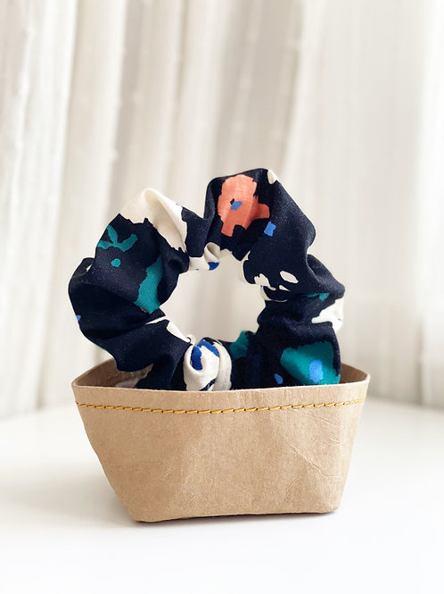 Abstract Patterned Scrunchie