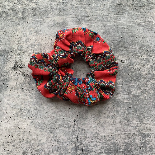 Upcycled Clothing Scrunchie