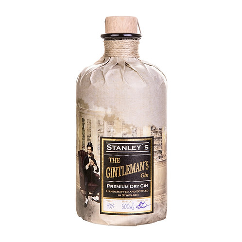 Stanley's - The Gintleman's Gin, 0,5 l