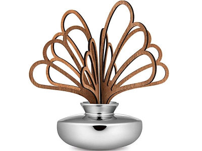 Alessi -  The Five Seasons 7 Uhhh Duft-Blattdiffusor