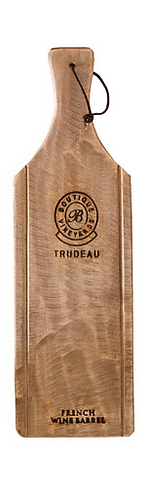 Benguela - Trudeau Baguette Schneidebrett mit Griff Medium