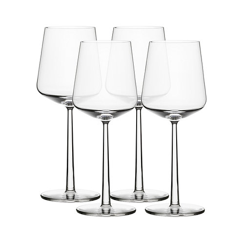 Iittala - Essence Rotweinglas 4er Set, 45 cl
