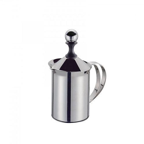 Cilio - Milchaufschäumer 3 Tassen, Cappuccino Creamer Classic