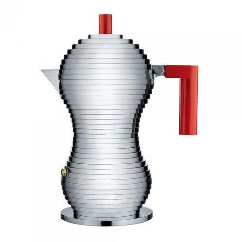 Alessi - Pulcina Espressokocher 15 cl Induktion