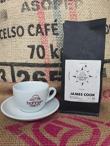 Bohnenreich - Espresso Bio James Cook 250 g