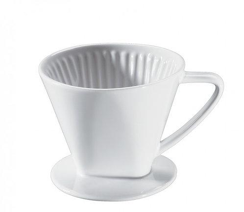 Cilio - Porzellan Kaffeefilter, Gr. 2