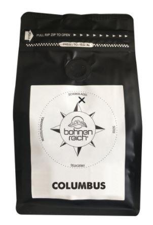 Bohnenreich - Columbus Espresso 1 kg