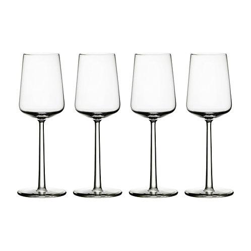 Iittala - Essence Weißweinglas 4er  Set, 33 cl