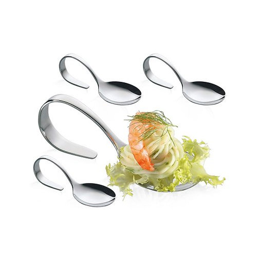 Cilio - Gourmetlöffel Picco - 4er Set
