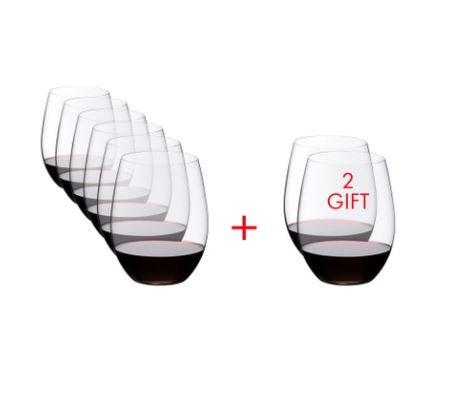 Riedel - Weinglas O Cabernet/Merlot Gläser Vorteilsset