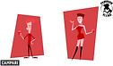 Campari characters