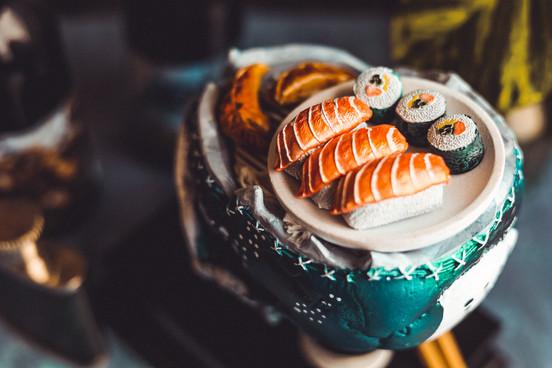 Sushi Bobkin Bowl
