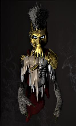 Muted Hound - Gladiator