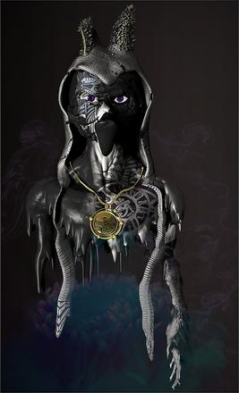 Muted Hound - Priest