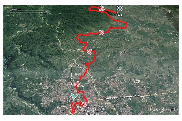Sonsang International Trail Run 2016