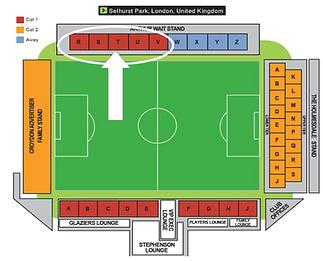 Crystal palace, Premier League, billetter premier league, crystal palace billetter, fotballtur crystal palace, fotballtur england, fotballtur london