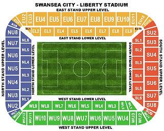 swansea, Premier League, billetter premier league, swansea billetter, fotballtur swansea, fotballtur england, fotballreise swansea