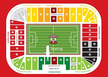 southampton, Premier League, billetter premier league, southampton billetter, fotballtur southampton, fotballtur england, fotballreise southampton