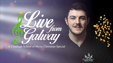 Live From Galway 2020 - Virtual Christmas Concert