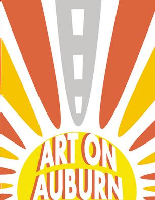 Art on Auburn vertical